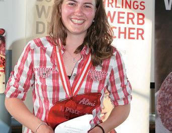Österreichweiter Wettbewerb der Fleischer – Lehrlinge