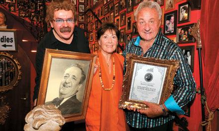 Goldener Hans Moser 2019 gekrönt mit einem Geburtstagsfest