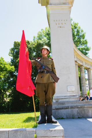 Speaking Statues Soldat 1 (C) WEHR & WEHR