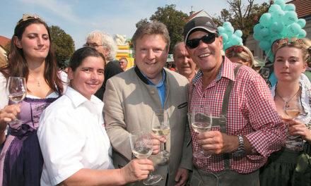 Stammersdorfer Weintage – immer ein Erlebnis