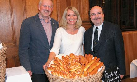 Vom Kipferl zum Croissant in die Wiener Bäckerinnung