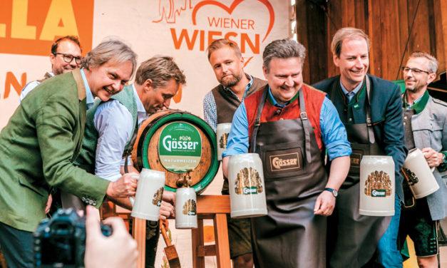 Die 9. Wiener Wiesn im Wiener Prater