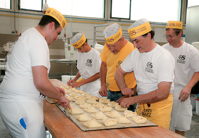 Bäckerei SCHWARZ / BACKSTUBE