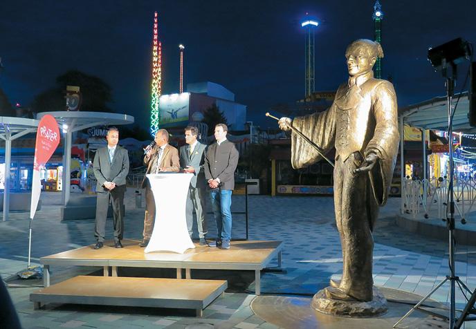 MiCalafatiplatz Eröffnung