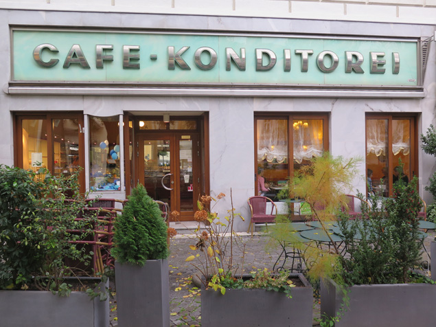 cafe Konditorei Bürger 3