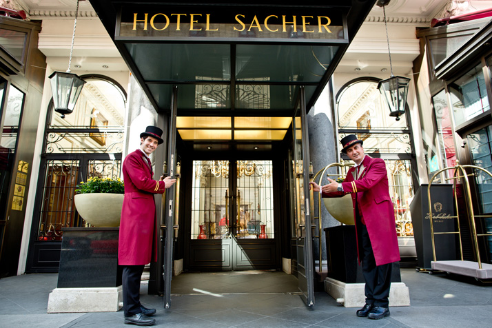 Wagenmeister Hotel Sacher Wien © Hotel Sacher