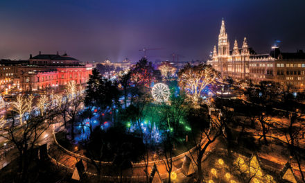 Wien hat einen neuen Romantik – Hotspot
