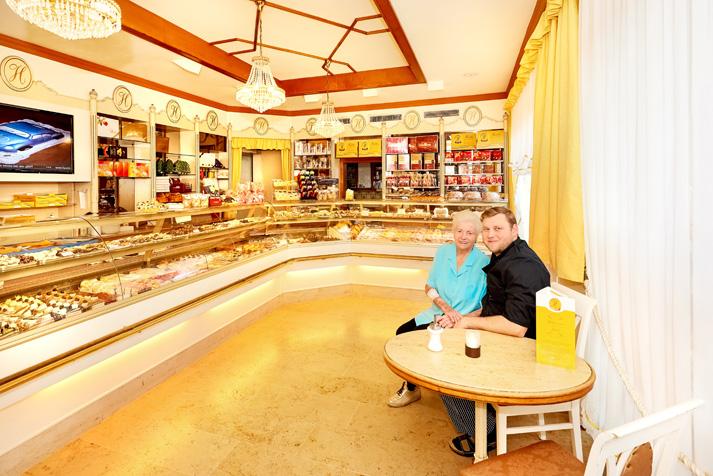 HÜBLER Kaffeekonditorei Wien