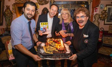 TV- Glücksbringer feiert 50 mal Geburtstag im Marchfelderhof