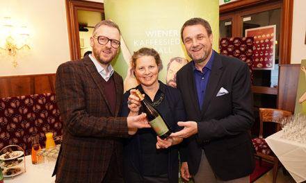 Der Wein für den Kaffeesiederball 2020 kommt aus dem Burgenland
