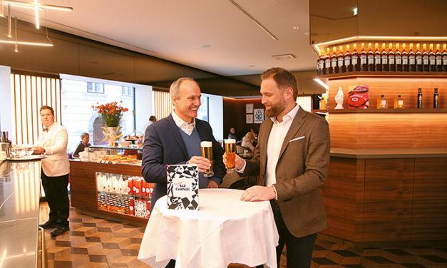 Bar Campari – neuer Hot Spot in der City