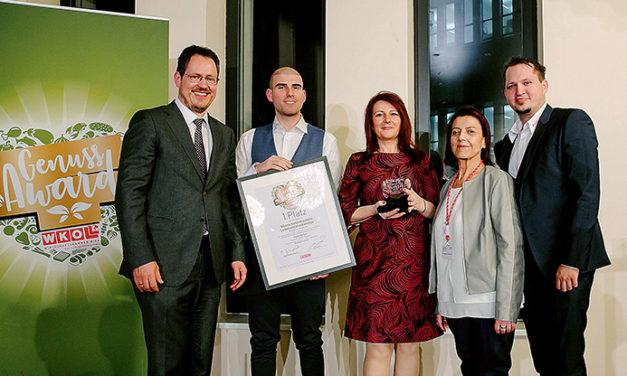 Genuss Awards für Wiens Lieblings – Lebensmittelhändler