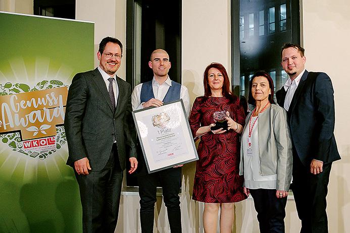 Genuss Award - Gewinner Kategorie Feinkost (c) Jennifer Fetz