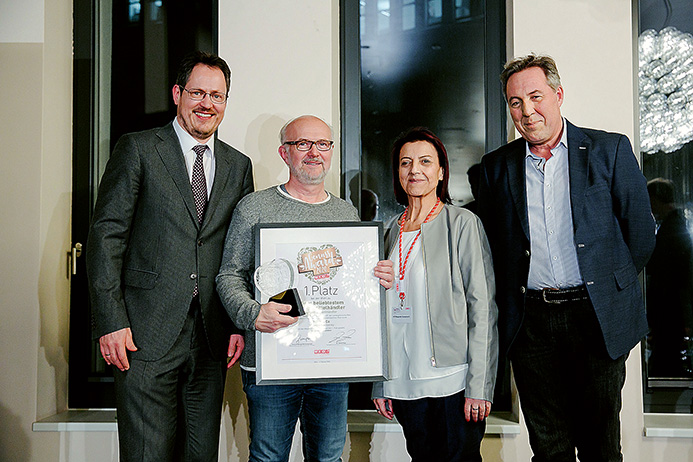 Genuss Award - Gewinner Kategorie Fischhändler