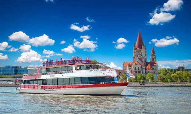 """,,Leinen los"""" bei der DDSG Blue Danube"""