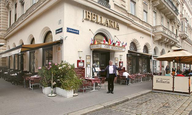 Altwiener Café Restaurant Bellaria
