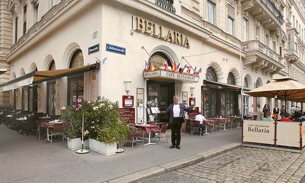 Altwiener Cafe Restaurant Bellaria
