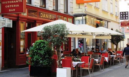 Ristorante Danieli italienisches Kleinod in der City