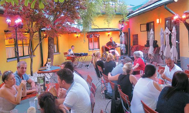 Restaurant Schabanack am Leopoldauer Platz
