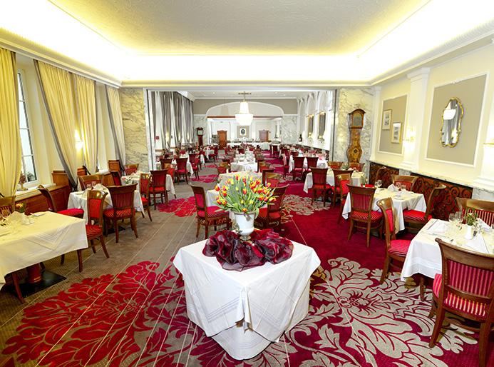 Hotel stefanie HST - Restaurant_1150