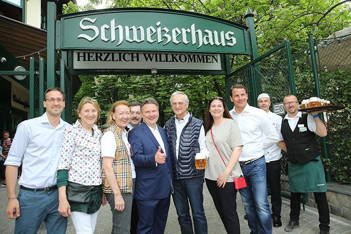 Schweizerhaus 2019 Bild 1