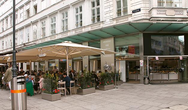 Zanoni & Zanoni Cafe & Gelateria vom Feinsten