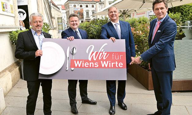 Wiedereröffnung der Wiener Gastronomie