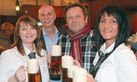 Simmeringer Landbier: Rustikales Restaurant und uriges Pub