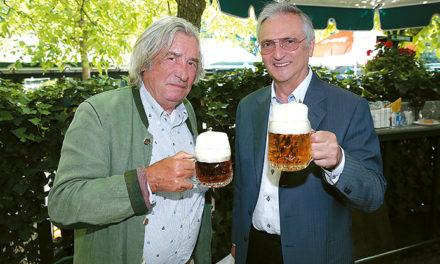 """Das Schweizerhaus zu """"aufpicken"""""""