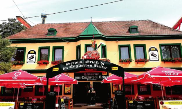 Zum Englischen Reiter Gastro – Juwel im Wiener Prater