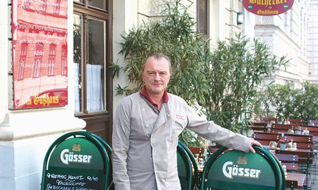 Buchecker & Sohn im Gusshaus