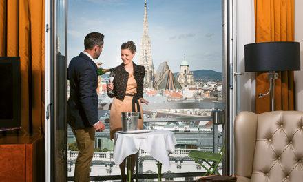 """Das Schick"""" – Kulinarische Highlights über den Dächern von Wien"""