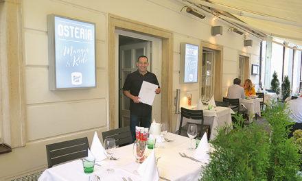 Top – Italiener Mangia & Ridi im Herzen von Wien