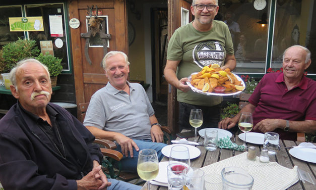 Heuriger – Restaurant beim Hannes