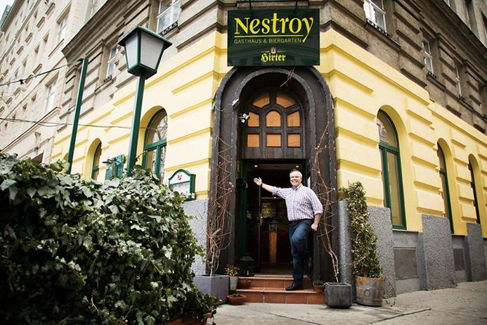 nestroy-eingang
