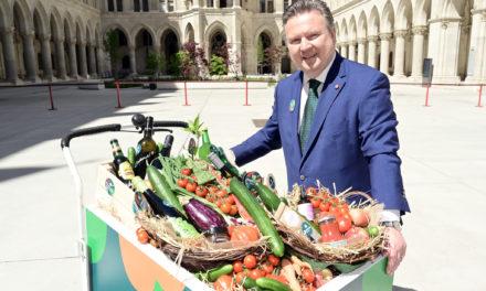 Stadternte Wien: Regionalmarke für  Landwirtschaftliche Produkte aus Wien
