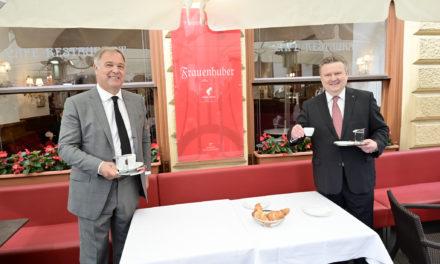 Wien`s Gastronomie startet endlich wieder durch