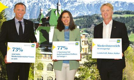 Urlaub in Niederösterreich: erfrischend überzeugend
