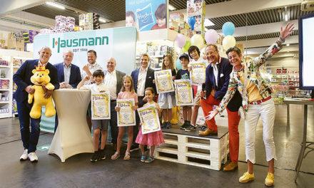 1. Franzl 4 Kids – Award – so sehen stolze Sieger aus