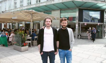 Zanoni & Zanoni: Caffé & Gelateria vom Feinsten