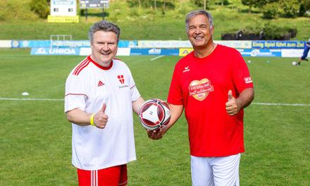 Promi – Fussballturnier für den guten Zweck